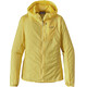Patagonia W's Houdini Jacket Yoke Yellow
